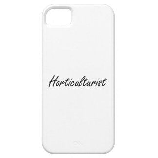 Horticulturist Artistic Job Design Case For The iPhone 5