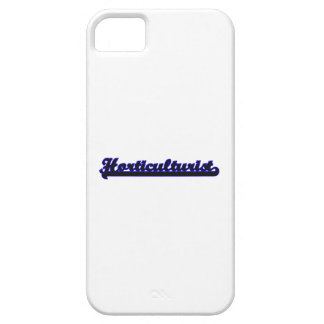 Horticulturist Classic Job Design iPhone 5 Cases