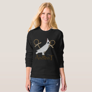 Horus Ancient Ladies Raglan Sweatshirt