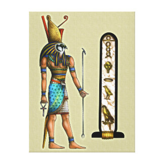 Horus Canvas Print
