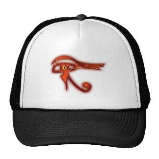 Horus eye eye Egypt egypt Mesh Hats