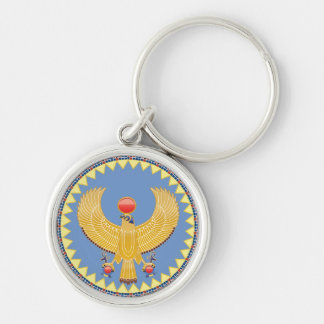 Horus, the God of Kings in Ancient Egypt Keychains