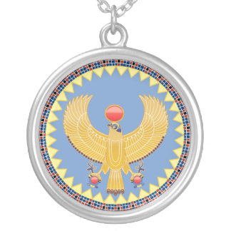 Horus, the God of Kings in Ancient Egypt Necklace