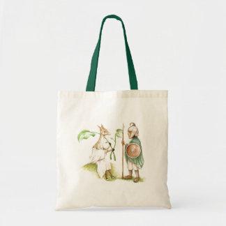 Hos & Ertae Franks Casket Tote Bag