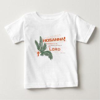 Hosanna! Christian baby t-shirt