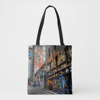 Hosier Lane Melbourne Street Art Tote