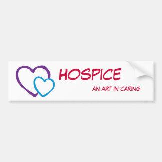 Hospice Car Bumper Sticker