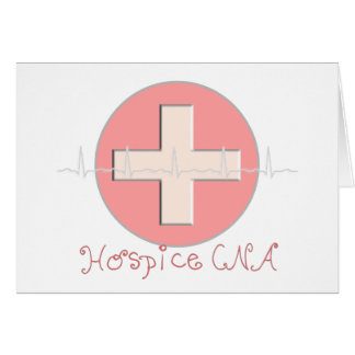 Hospice CNA Certified Nursing Assistant Card