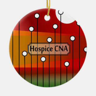 Hospice CNA Nursing Assistant Ornaments