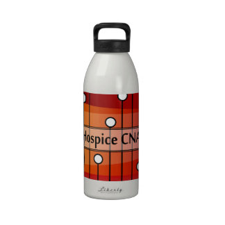 Hospice CNA Nursing Assistant Drinking Bottle