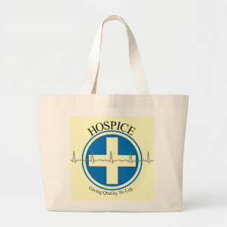 Hospice Gifts Large Tote Bag