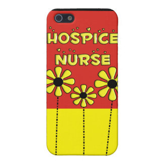 Hospice Nurse Gifts Case For iPhone 5