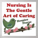 Hospice Nurse Poster