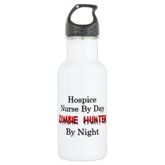 Hospice Nurse/Zombie Hunter 532 Ml Water Bottle