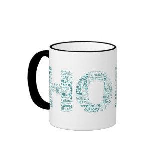 Hospice Workers Embody a Spirit of Hope Ringer Mug