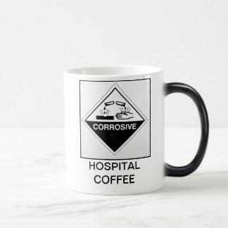 HOSPITAL COFFEE - CORROSIVE MORPHING MUG