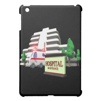 Hospital iPad Mini Cases