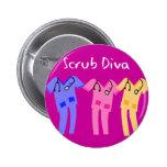 Hospital Scrubs Wearer Gifts Pins