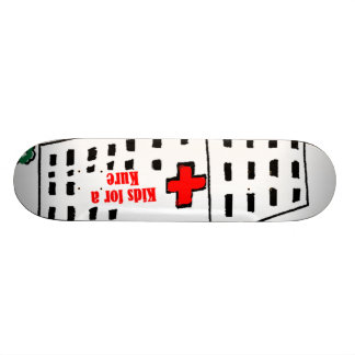 Hospital Skateboard