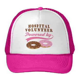 Hospital Volunteer Funny Gift Hats