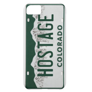 Hostage Colorado ipod case iPhone 5C Cover