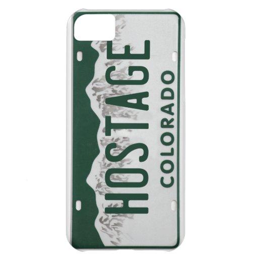 Hostage Colorado ipod case iPhone 5C Cover