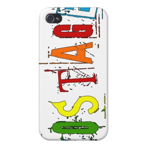 Hostage iPhone 4 Covers