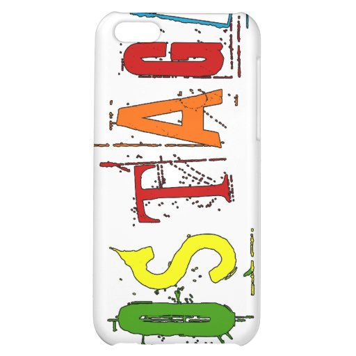 Hostage iPhone 5C Covers