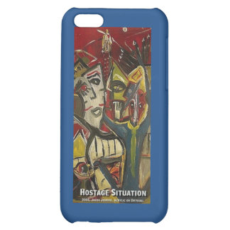 HOSTAGE SITUATION iPhone 5C CASES