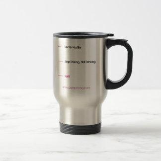 Hostile Travel Mug