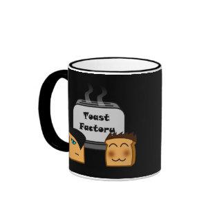Hosts Toastie Black Mug