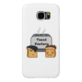 Hosts Toastie Samsung Covers (Barely there) Samsung Galaxy S6 Cases