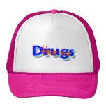 Hot 110 Drugs Hat, Pink