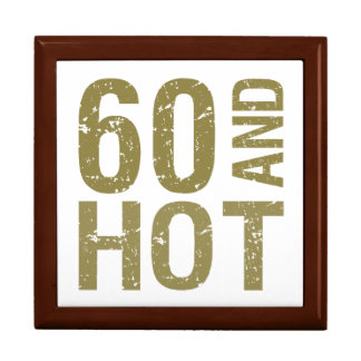 Hot 60th Birthday Jewelry Boxes