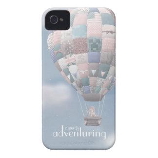Hot Air Adventure iPhone 4 Cover
