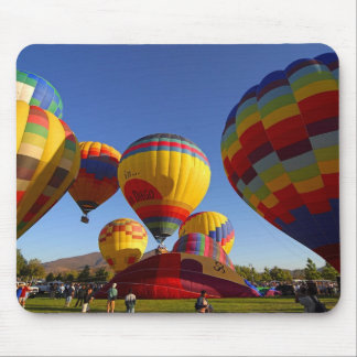 Hot Air Ballons Mouse Pad