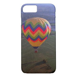 Hot air balloon, 1985_Classic Aviation iPhone 8/7 Case