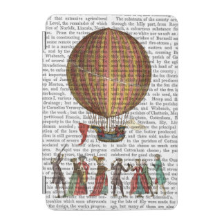 Hot Air Balloon And People iPad Mini Cover