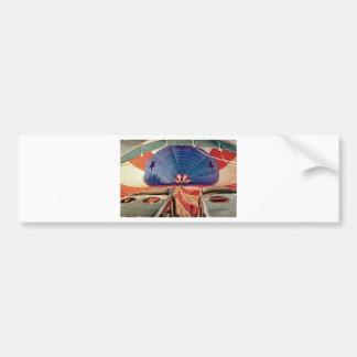Hot Air Balloon Ballooning Burners Bumper Stickers