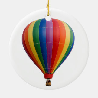 Hot-Air Balloon Christmas Tree Ornament