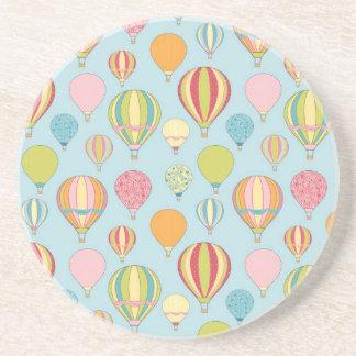 Hot Air Balloon Drink Coaster