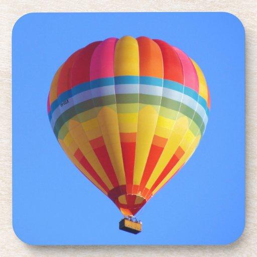 Hot Air Balloon Drink Coasters