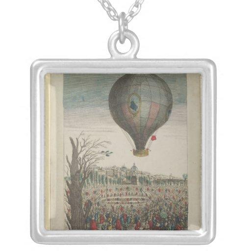 Hot-Air Balloon Experiment Custom Jewelry