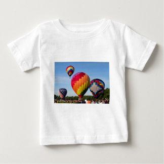 Hot Air Balloon Flight Festival Decatur Alabama Tee Shirts
