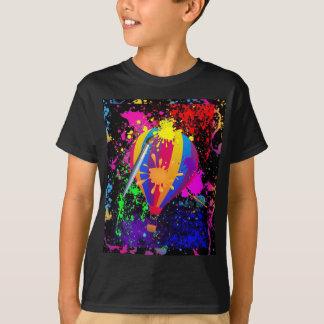 Hot Air Balloon Fresh Paint Edition T-Shirt