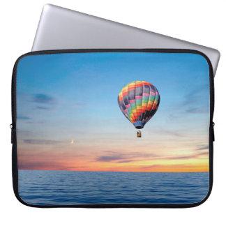 Hot Air Balloon image for  Neoprene Laptop Sleeve