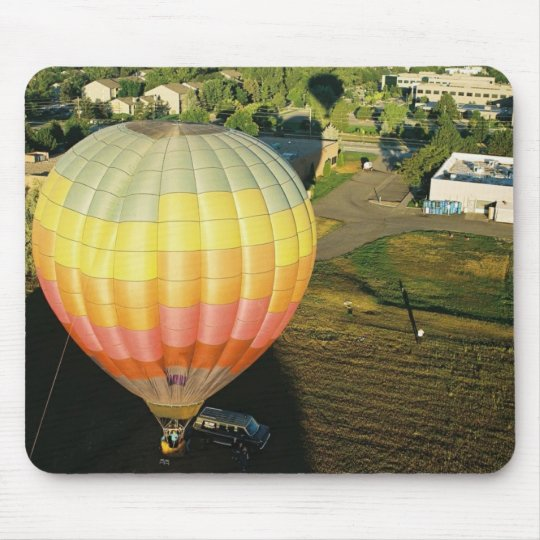 Hot Air Balloon Mouse Mat