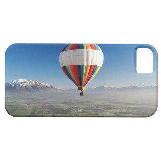Hot-air Balloon, near Methven, Canterbury 3 iPhone 5 Covers