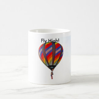 Hot Air Balloon on Mug