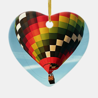 Hot air balloon, Orlando, Florida, USA 1 Christmas Ornament
